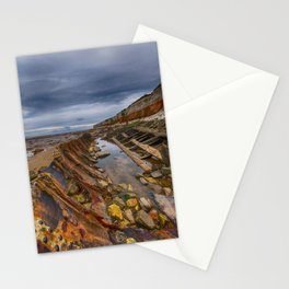 Hunstanton shipwreck Stationery Cards