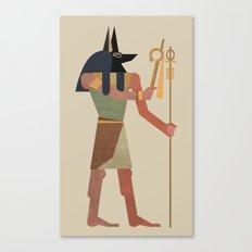 anubis Canvas Print