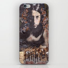 Those You Least Expect Are Just Waiting For A Match iPhone Skin