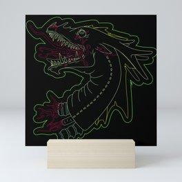 Sinus Infection Mini Art Print