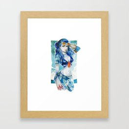 summergames Widow Framed Art Print