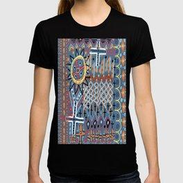 African Sun Design T-shirt