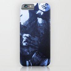 nude male blue iPhone 6s Slim Case