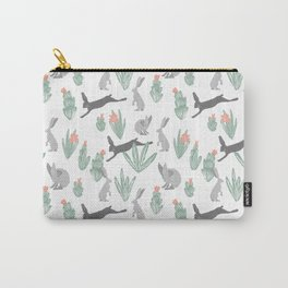 Brace of Coneys Carry-All Pouch