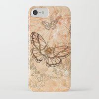 butterflies iPhone & iPod Cases featuring Butterflies by nicky2342