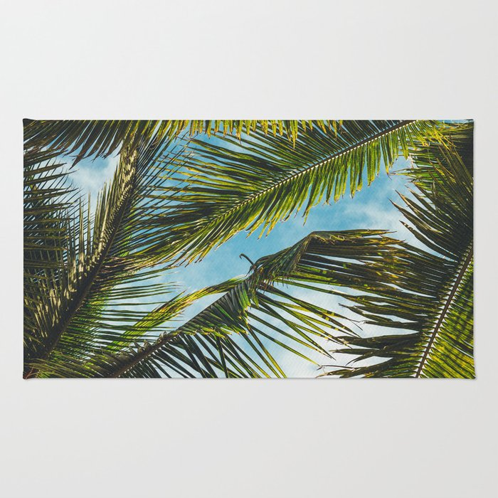 Tropical bliss Rug