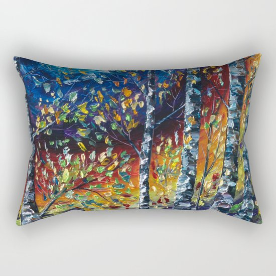 Moonlight Sonata Rectangular Pillow