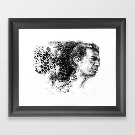 Dave  Framed Art Print