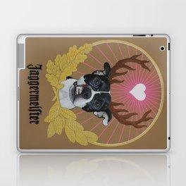 Jaggermeister - pitbull Laptop & iPad Skin