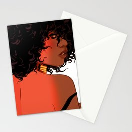 Contact High Stationery Cards
