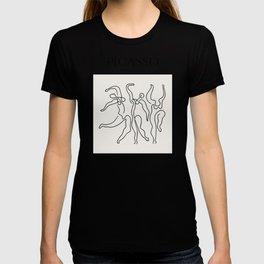 Picasso - Les Trois Danseuses T-shirt
