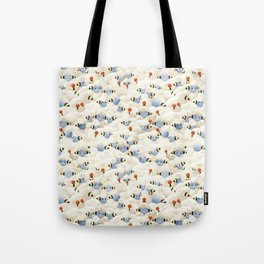 Go To Sleep Sheep Tote Bag