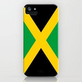 Flag of Jamaica iPhone Case