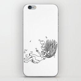 Noyade iPhone Skin
