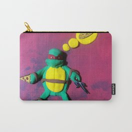 Red mask turtle Carry-All Pouch