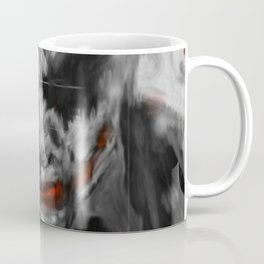 Joker Art Coffee Mug