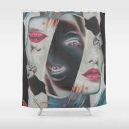 Maleficent Multiple Shower Curtain