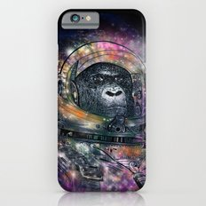 deep space monkey iPhone 6s Slim Case