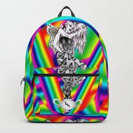Neon Fairy Backpack