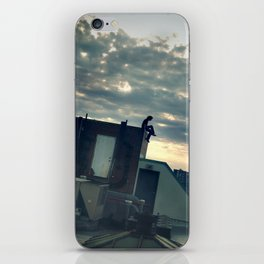 commence.  iPhone Skin