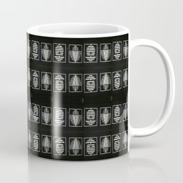 Lights Camera Optical Illusions Coffee Mug