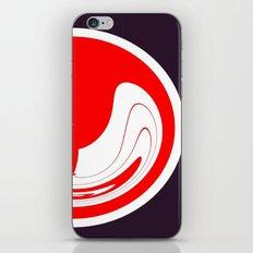 The symbol #II iPhone & iPod Skin