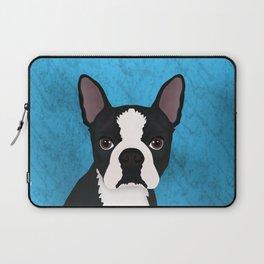 Boston terrier Laptop Sleeve
