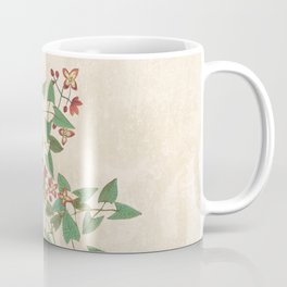 Horned Goat Weed Coffee Mug
