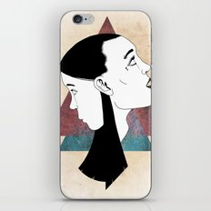 Helena iPhone & iPod Skin