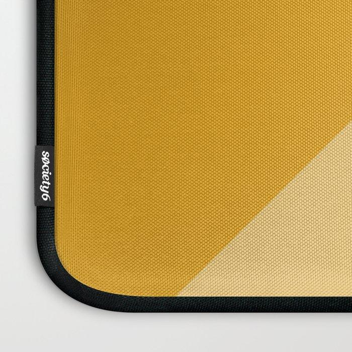 Mustard Tones Laptop Sleeve