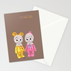Small Gang Stationery Cards