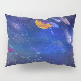 Moon Galaxy Pillow Sham