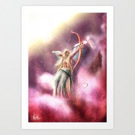Cupido-ἔρως Art Print