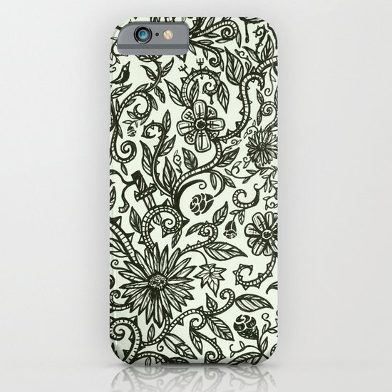 Garden of Relief and Affliction iPhone & iPod Case