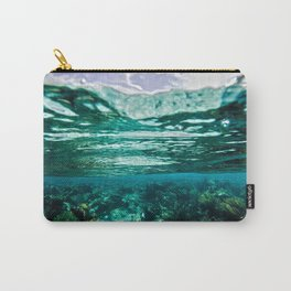 Caribbean Layers  Carry-All Pouch