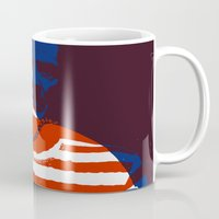 picasso Mugs featuring Picasso by Art Pop Store