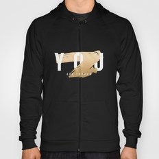 You Are Enough (Faux Gold Foil) Hoody