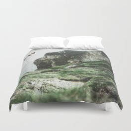 Long Way To Go Duvet Cover