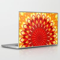 be happy Laptop & iPad Skins featuring HAPPY by Teresa Chipperfield Studios