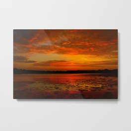 Technicolor II Metal Print