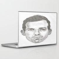 jfk Laptop & iPad Skins featuring Killers part 3: Lee Harvey Oswald by Steven Goddard