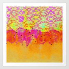 Bliss 2 Art Print
