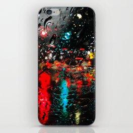 Santa Cruz Rain II iPhone Skin