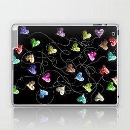 Heartstrings Laptop & iPad Skin