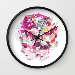 Echoes Wall Clock