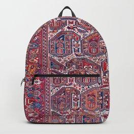 Khamseh Fars Southwest Persian Rug Print Backpack