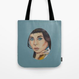Ask Not the Sparrow Tote Bag