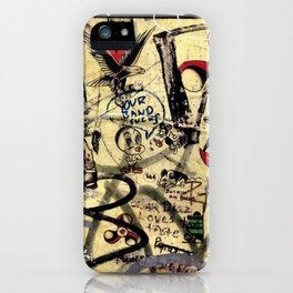 Your Band Sucks iPhone Case