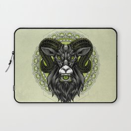 Sacram - Sacred Ram Laptop Sleeve