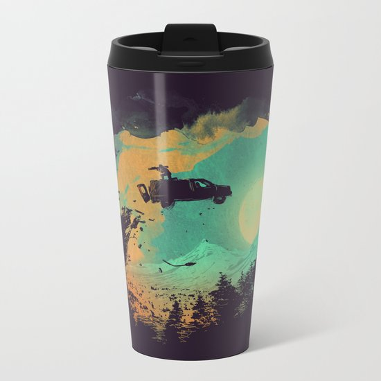 Leap of Faith Metal Travel Mug
